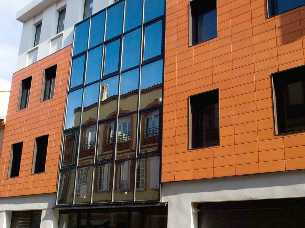 Revêtement de façades